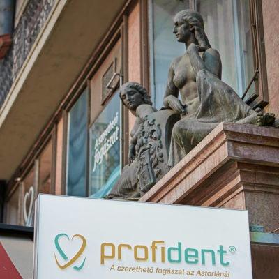 Profident Fogászati Centrum - Budapest fogászat